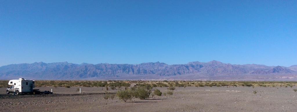 Road trip to Las Vegas - Death-Valley