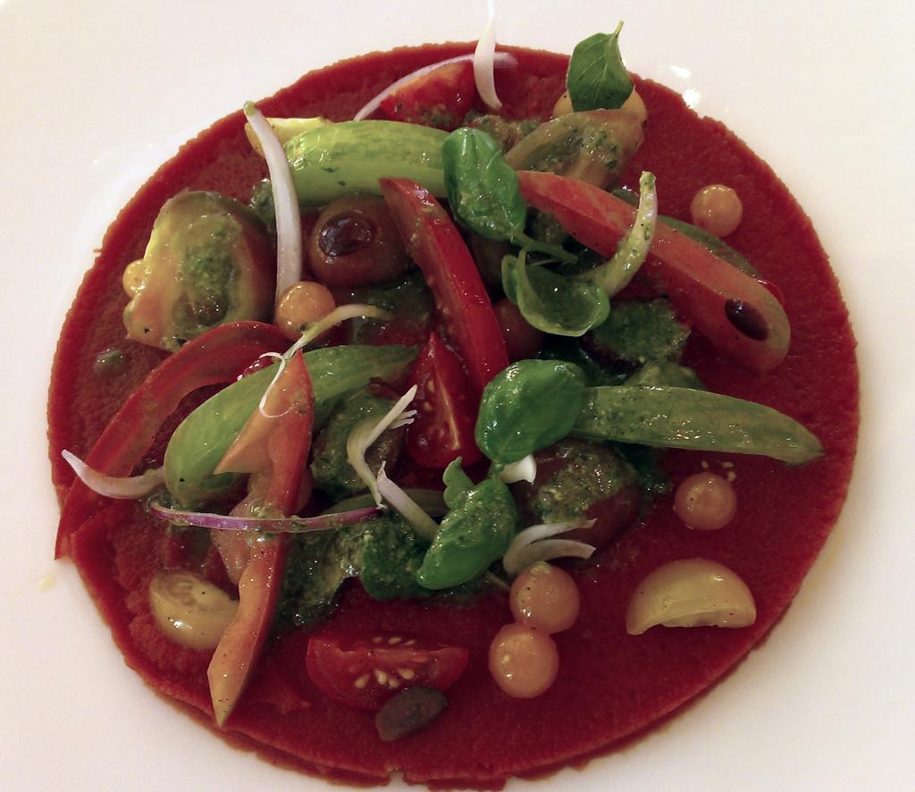 L'Assiette-Champenoise---tomato-tart