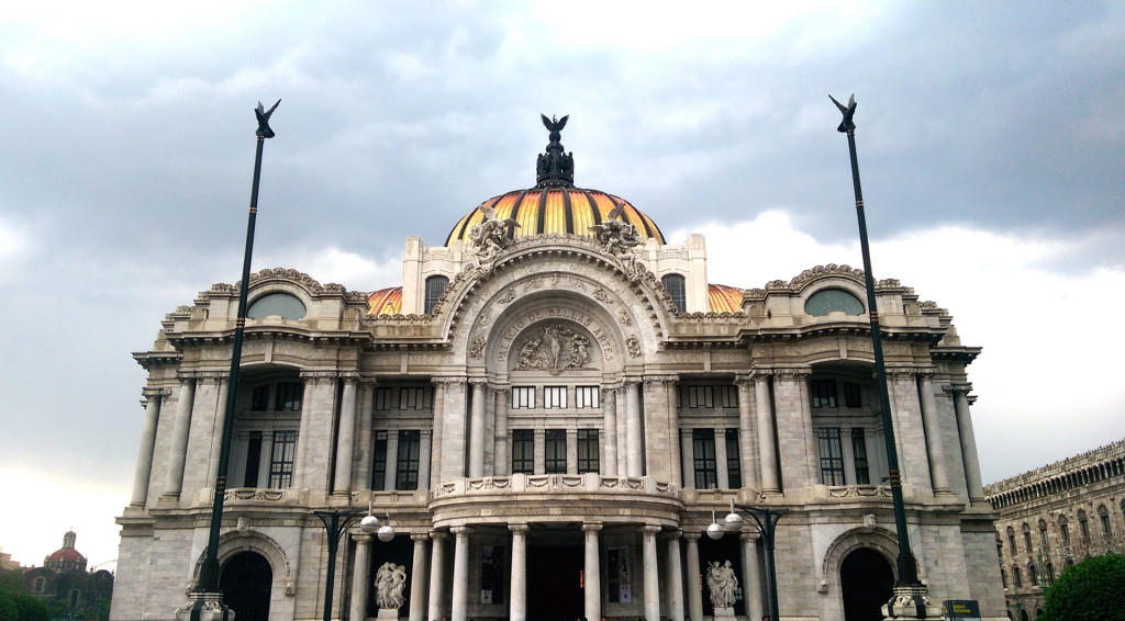 Mexico-City---Belles-Artes