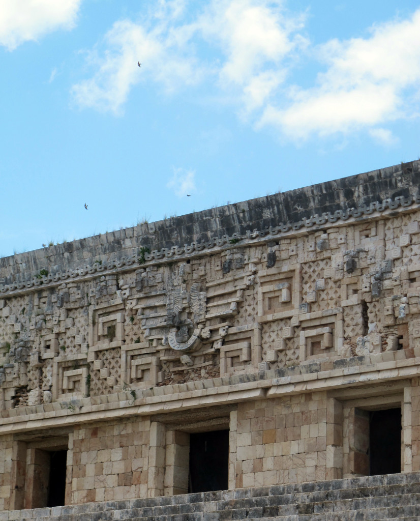 Uxmal---carvings