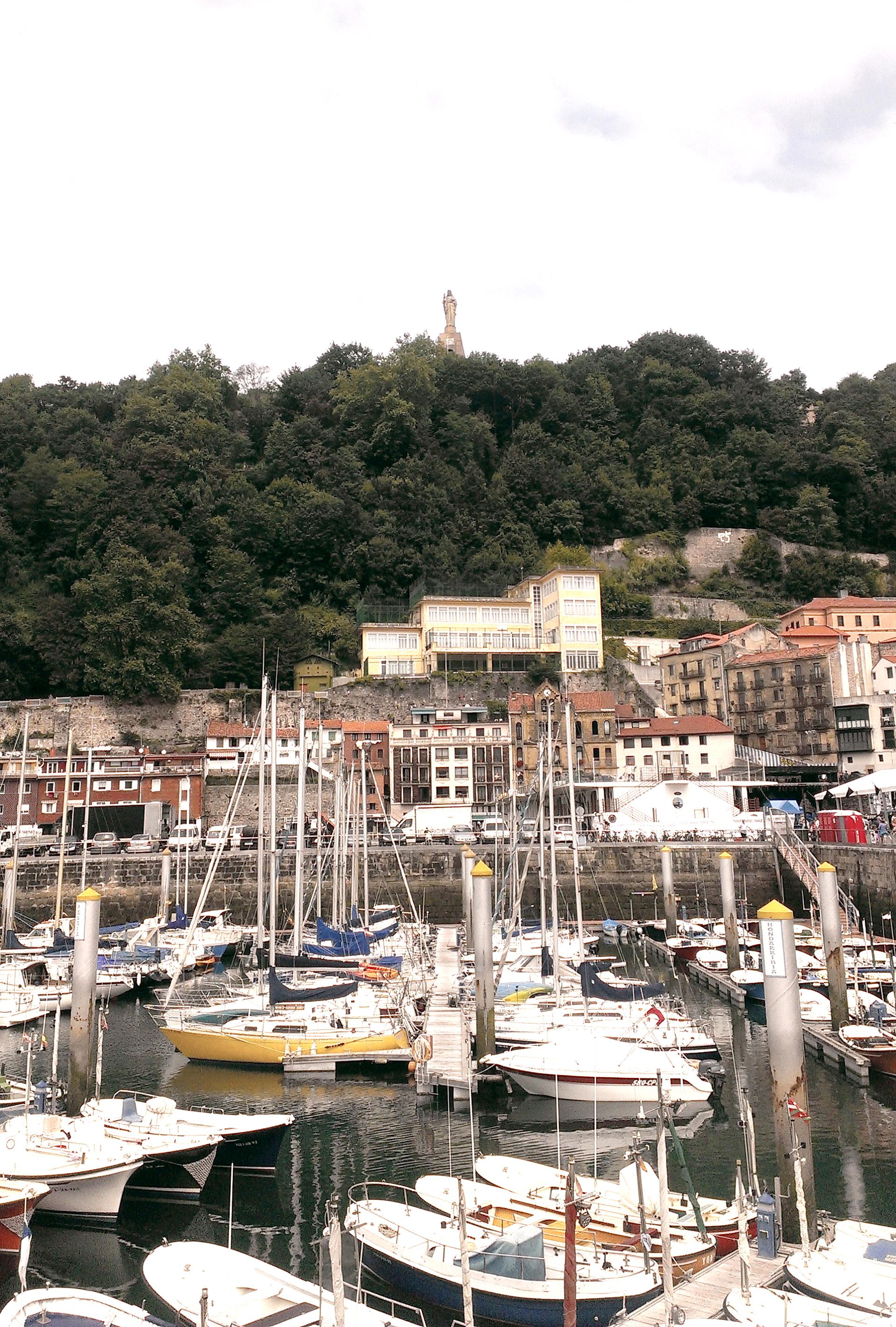 San-Sebastian-harbour