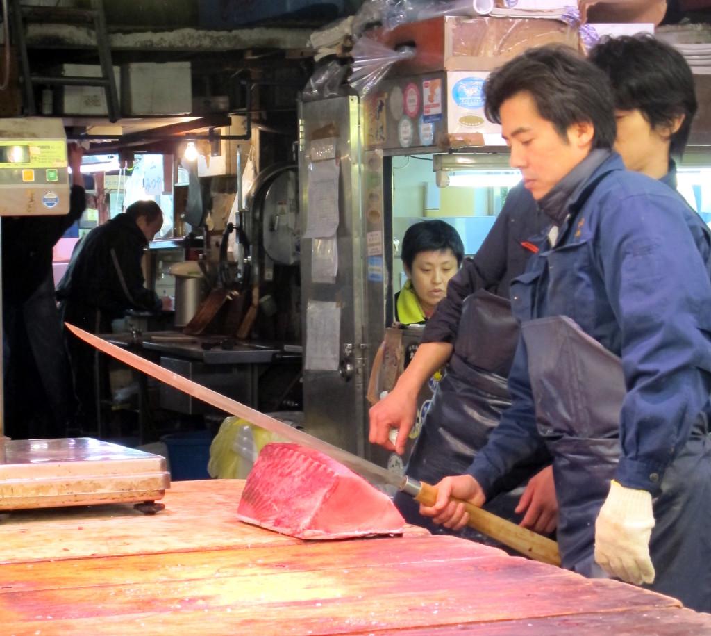 Cultural sight-Tsukiji
