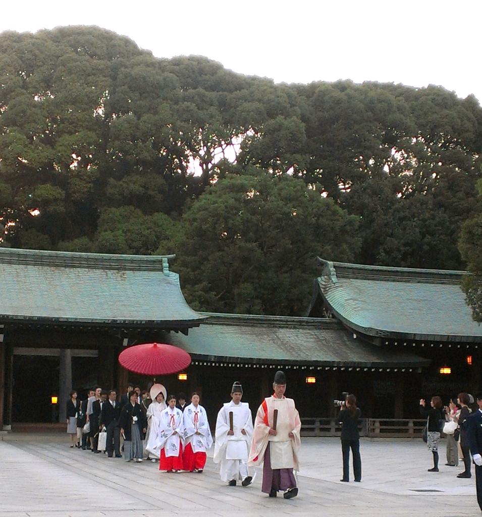 Cultural sight-procession