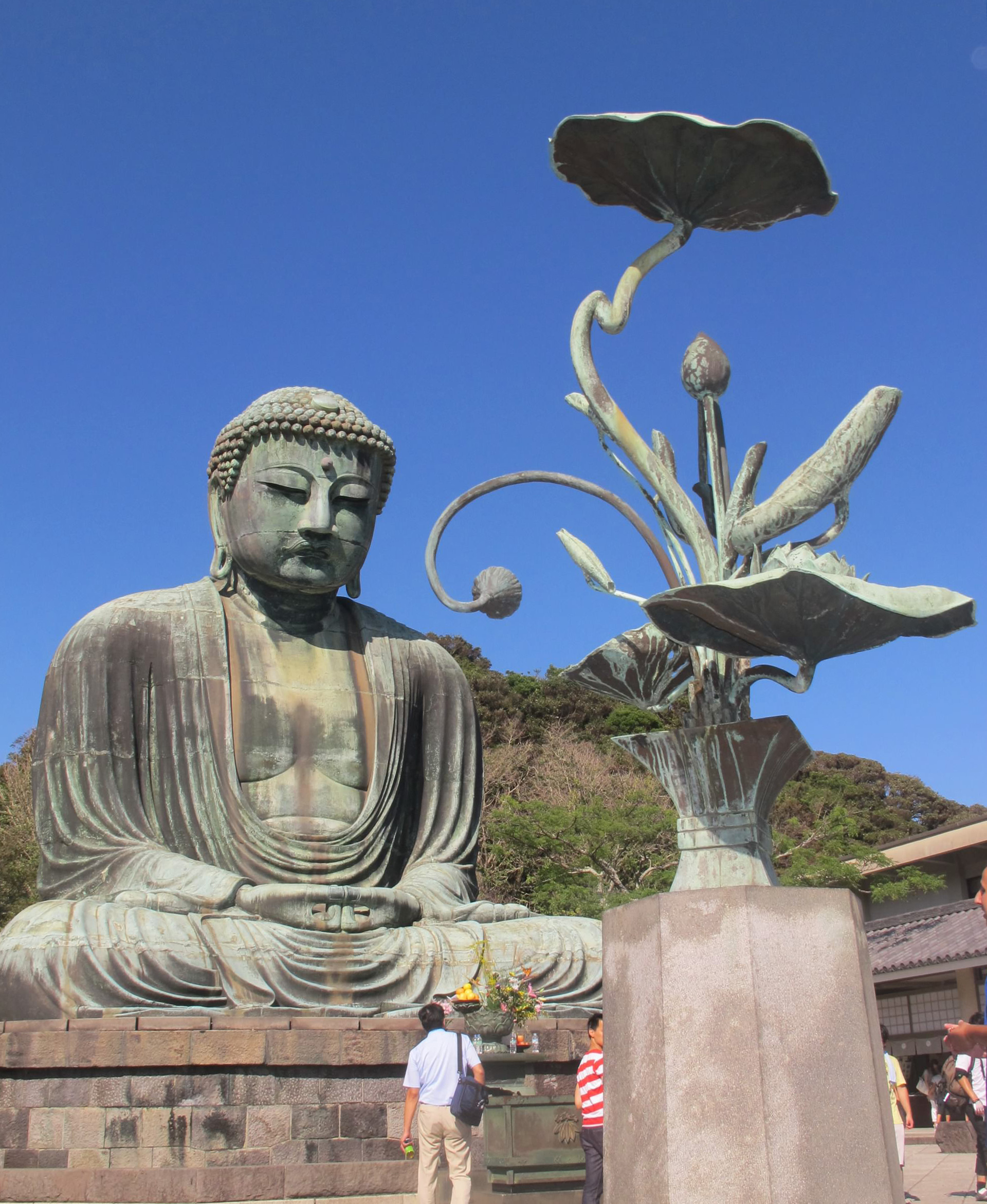 Kamakura-great-buddha