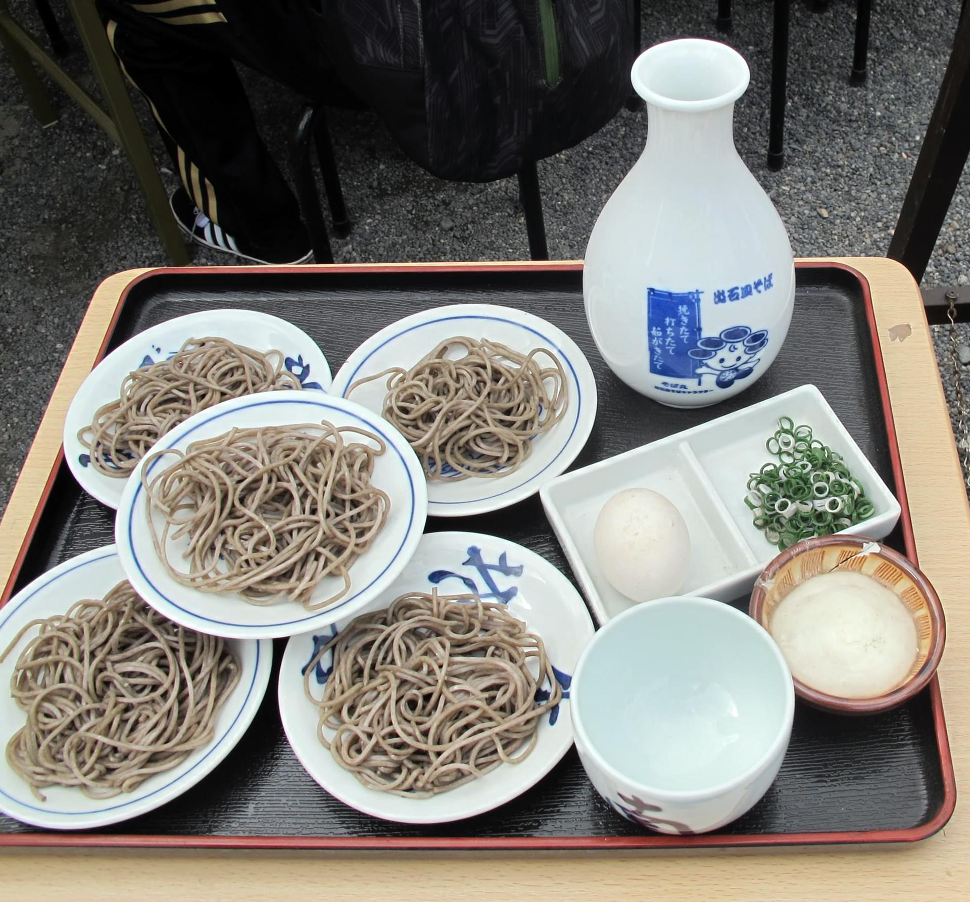 Matsumoto-soba