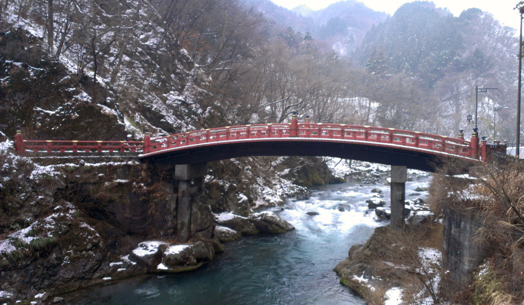 Nikko-sacred-bridge