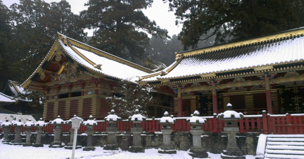 Nikko-temple