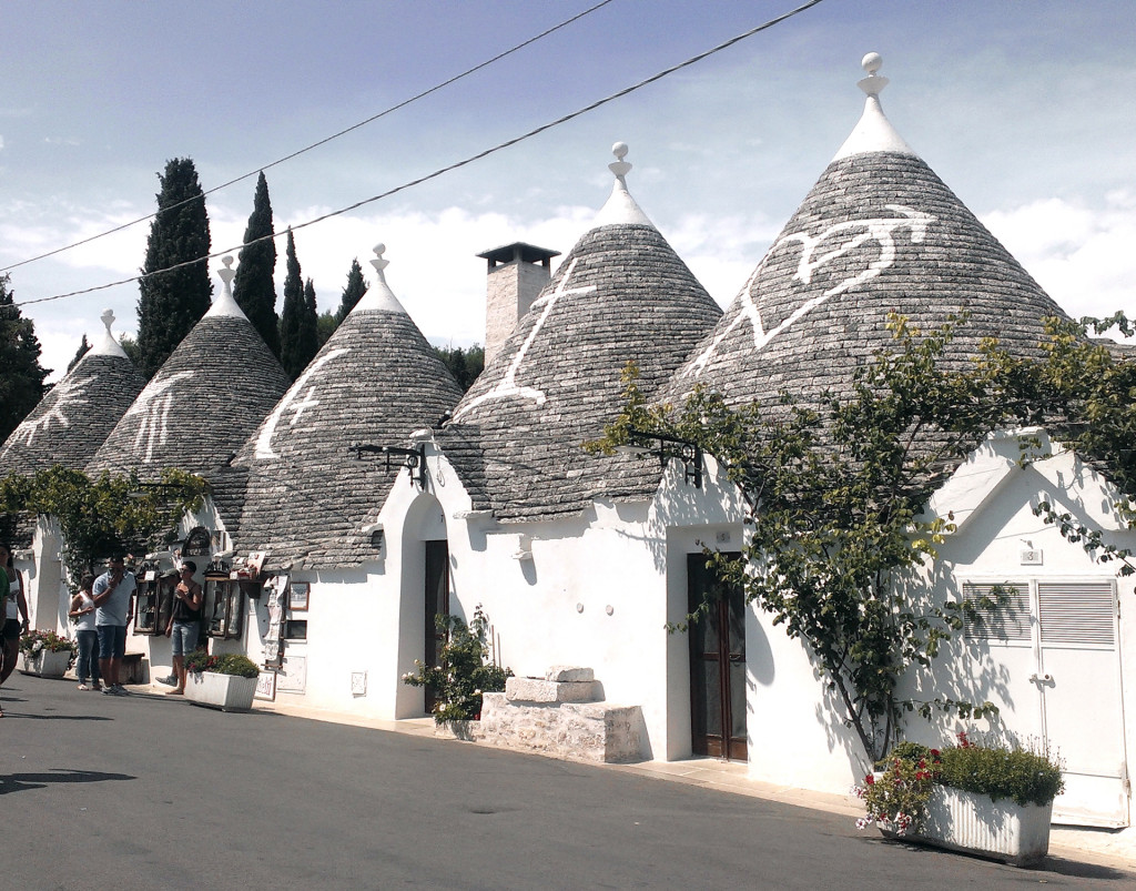 Trulli-rooves