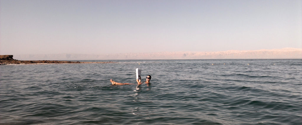 Dead-Sea-floating