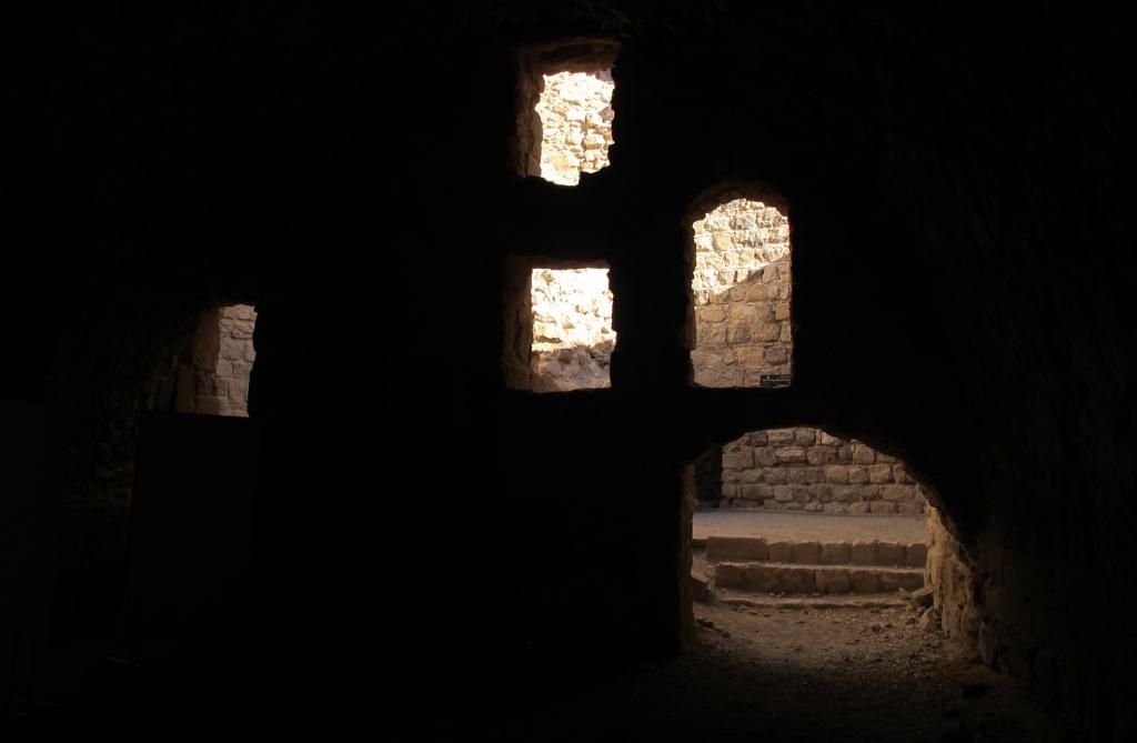 King's Highway-inside-Kerak-Castle