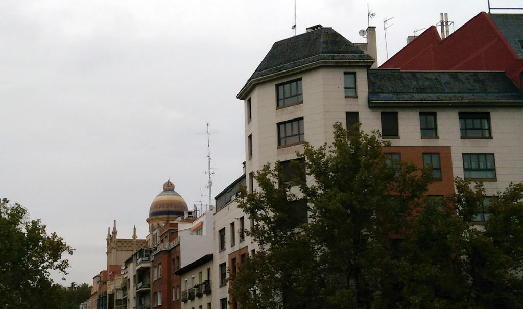 Madrid-dome