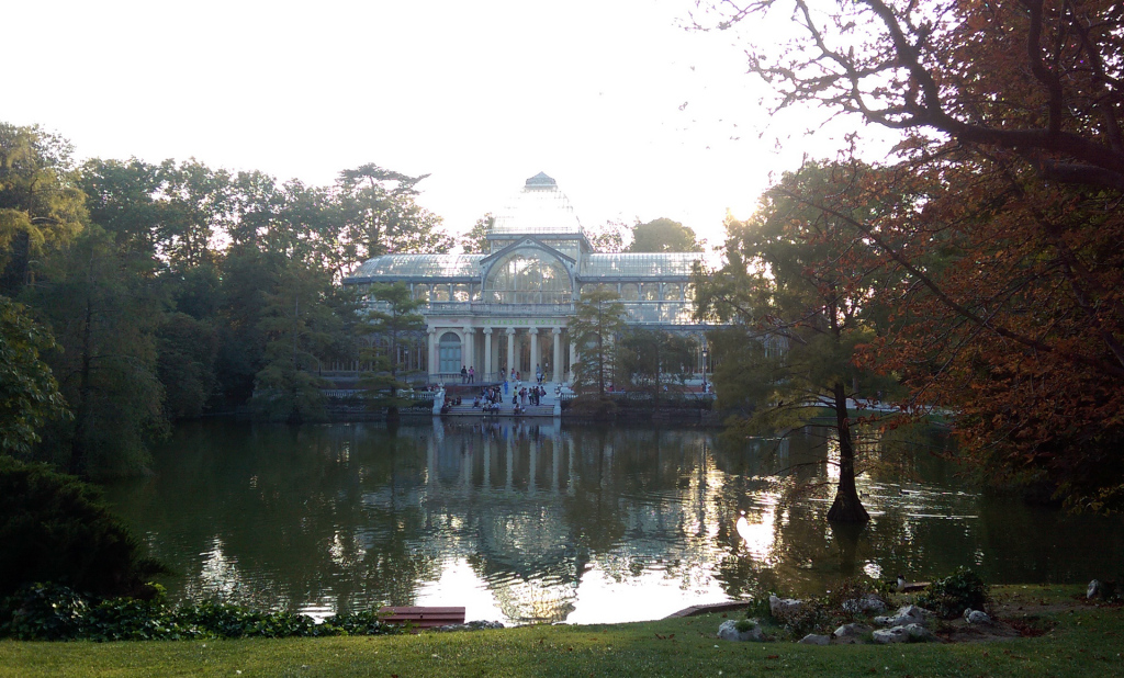 Madrid-view-of-Crystal-Palace