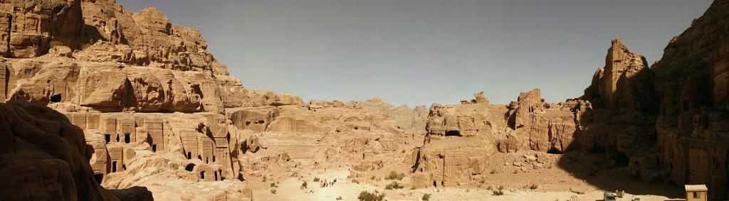 Petra-panorama