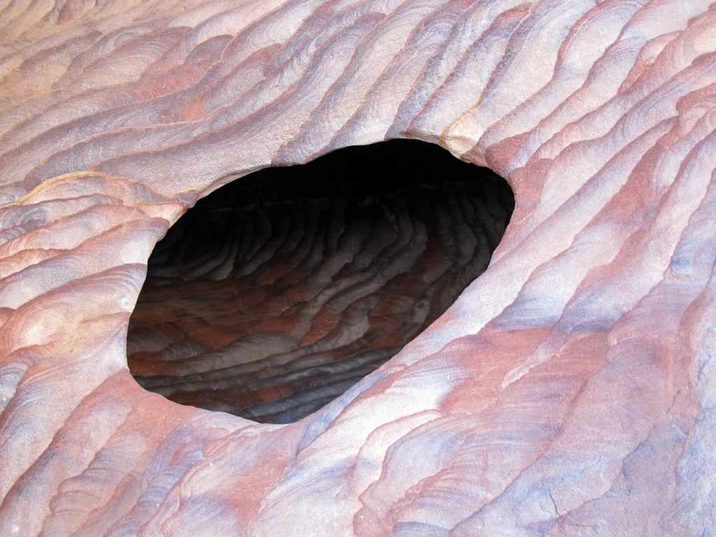 Petra-rock-formation