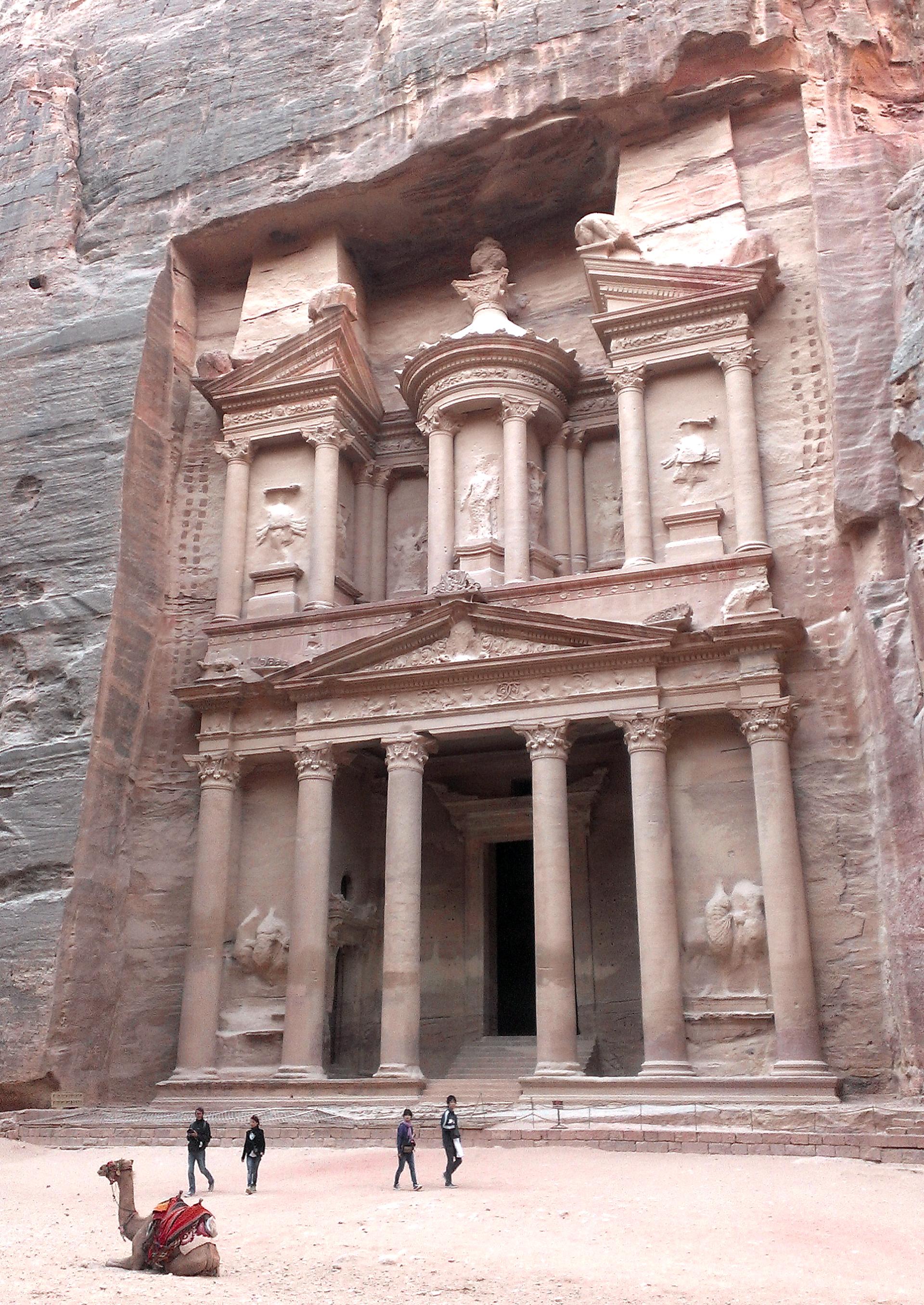 Petra-the-Treasury