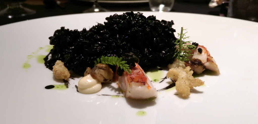 Sergi-Arola-Gastro-fake-black-rice(2)