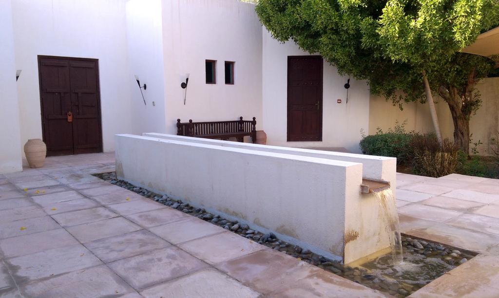 Al-Maha-courtyard