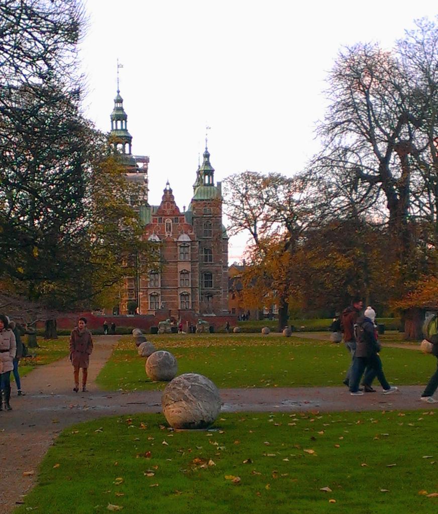 Copenhagen-Rosenborg