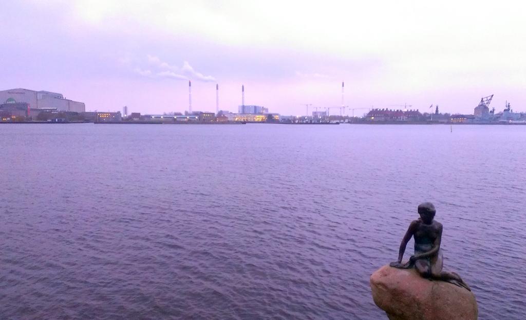 Copenhagen-mermaid