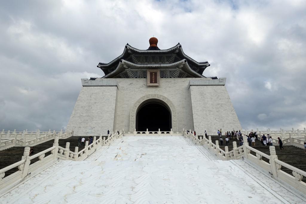 Taipei-CKS-Memorial