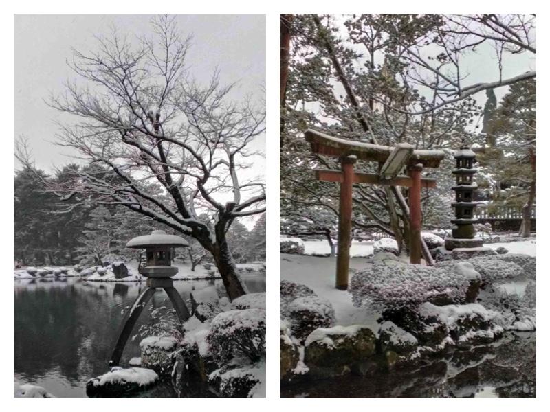 Japan winter-Kanazawa