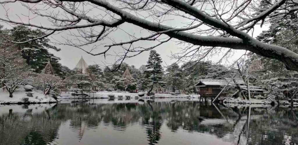 Japan-winter---Kanazawa