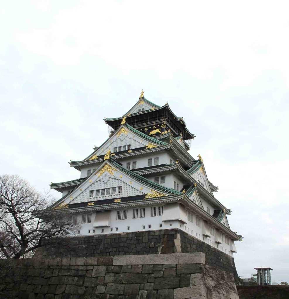 Osaka---castle-(!)