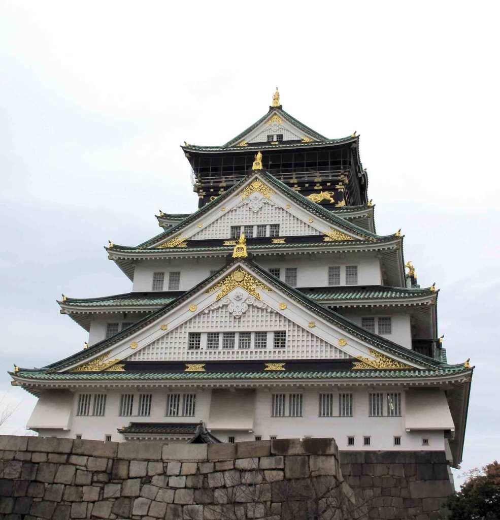 Osaka---castle