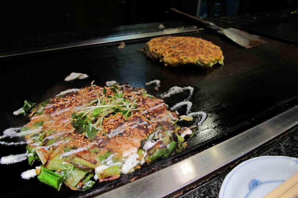 Osaka---okonomiyaki