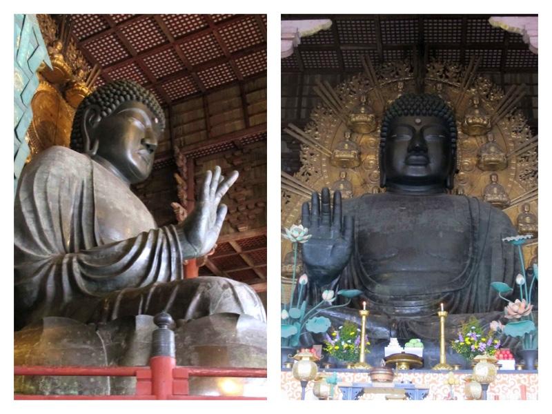Nara-Daibatsu collage(1)
