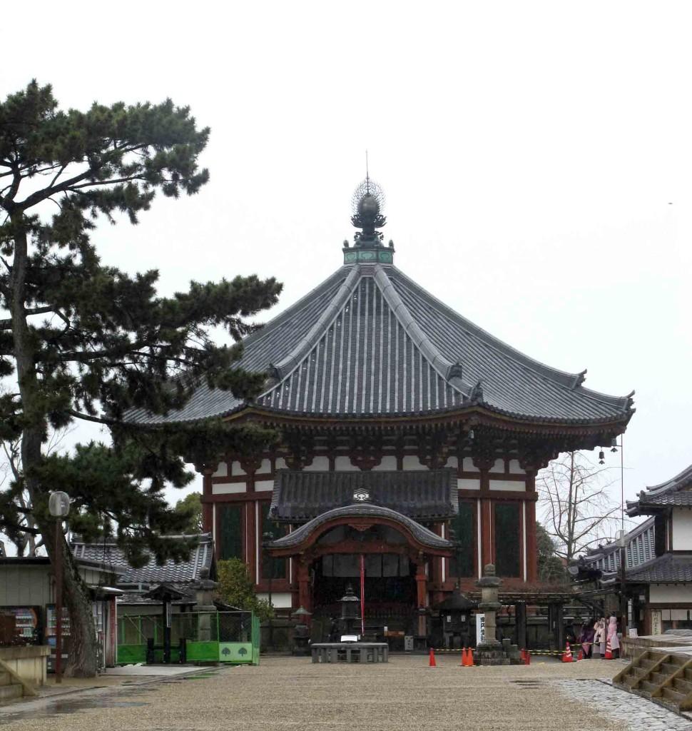 Nara-Kofuku-ji-(Nan'en-dō)