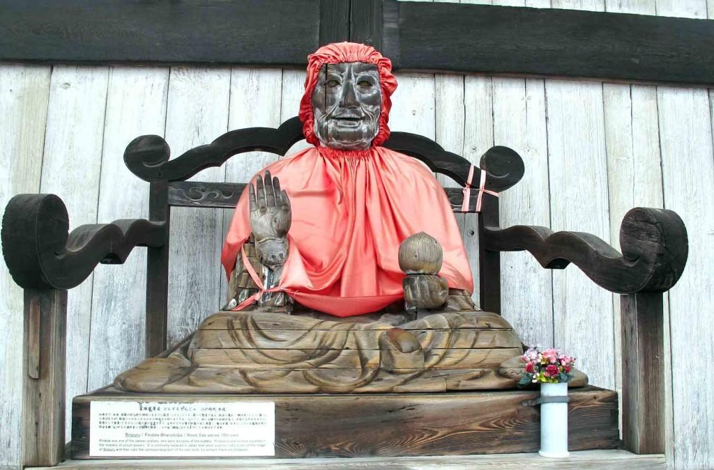 Nara---Yakushi-Nyorai-at-Todaiji