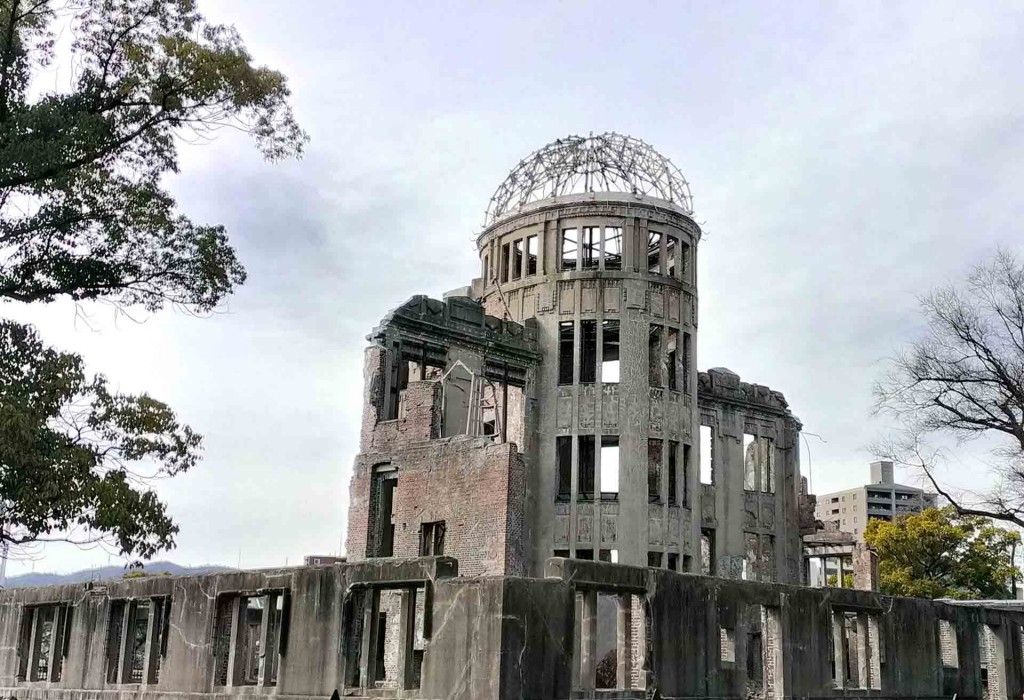 Hiroshima-the-atomic-dome(1)