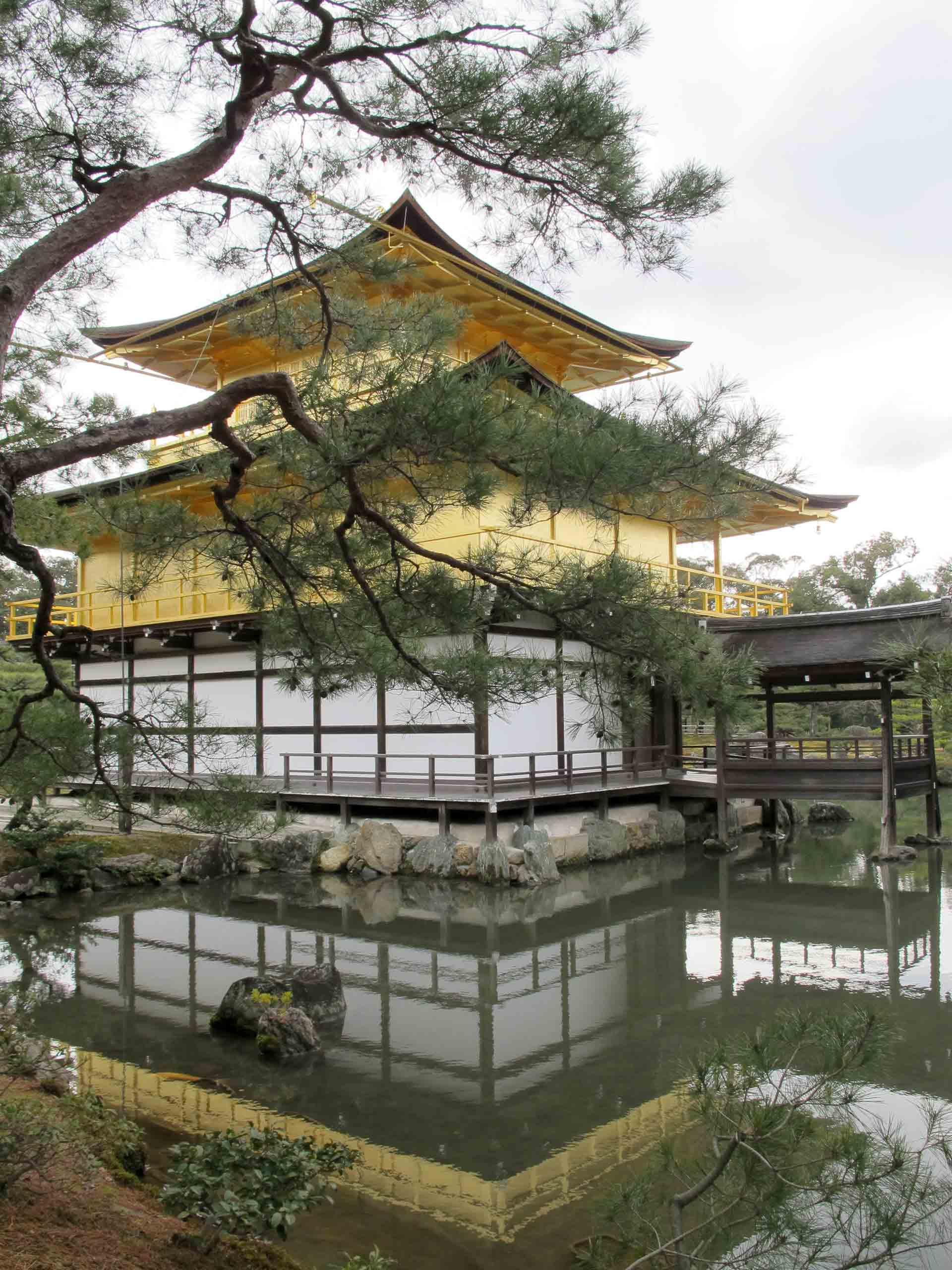 Kyoto-Kinkakuji(6)