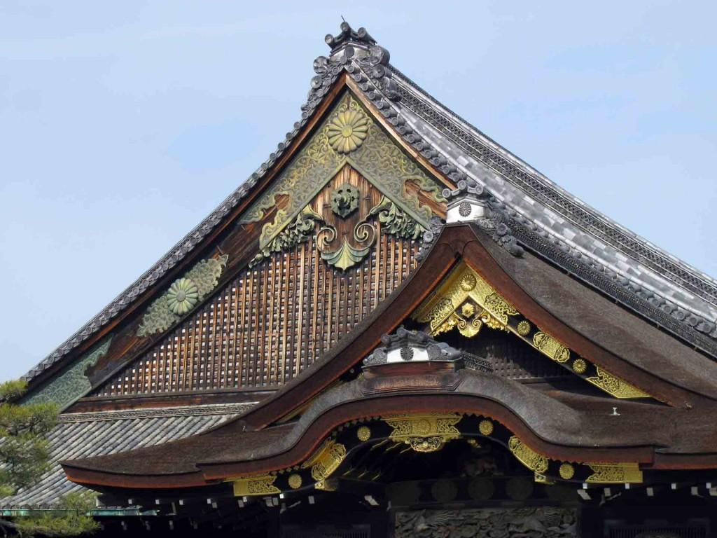 Kyoto-Nijo-castle-detail