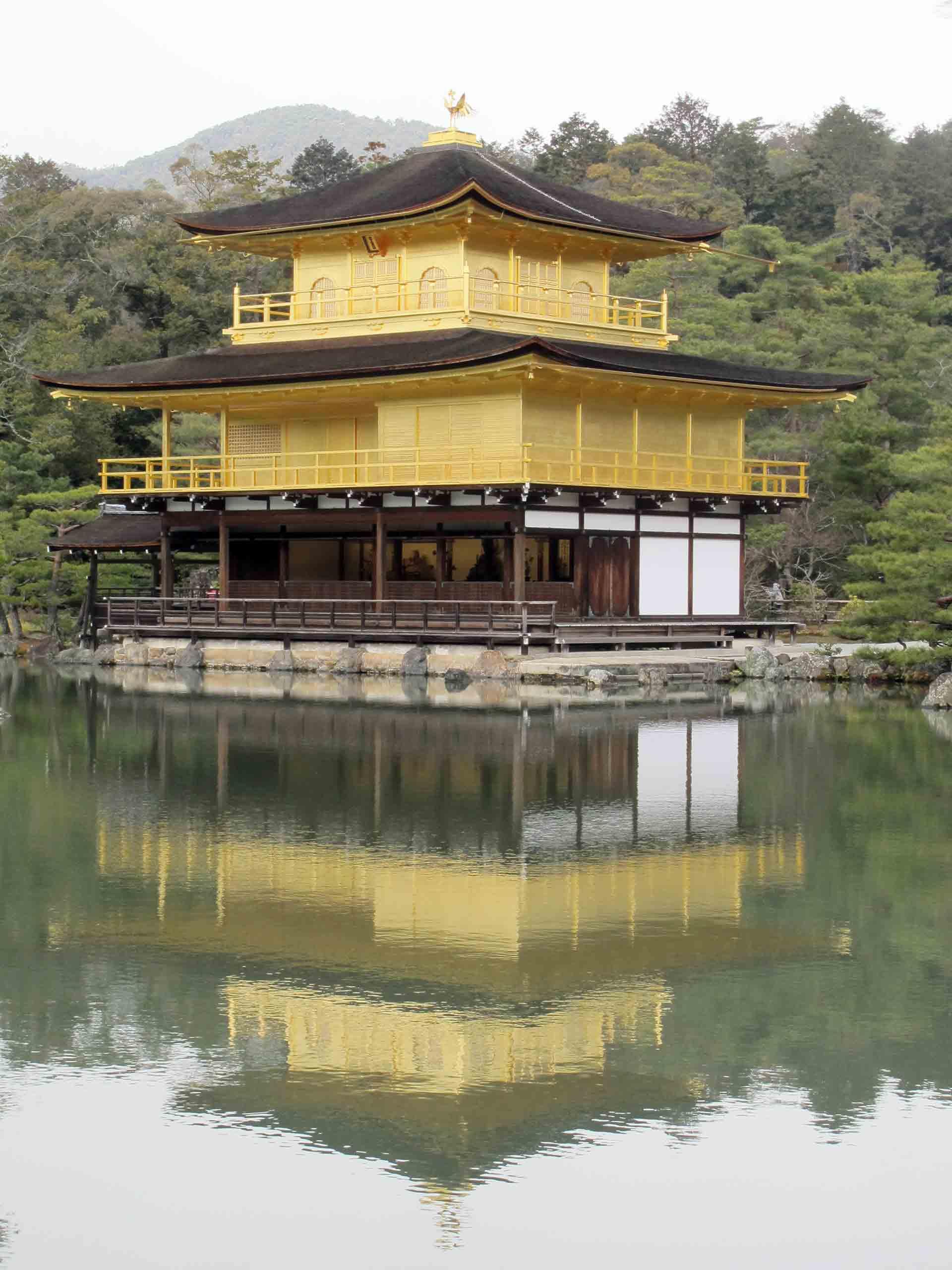 Kyoto-kinkakuji(1)