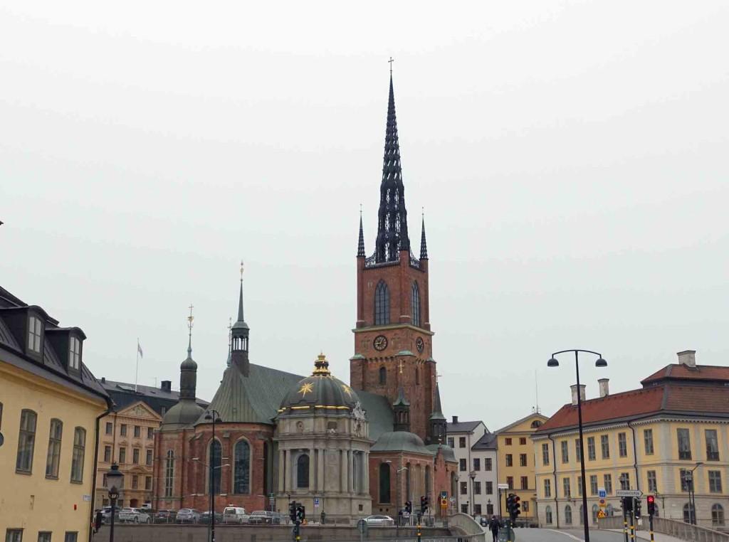Stockholm-church