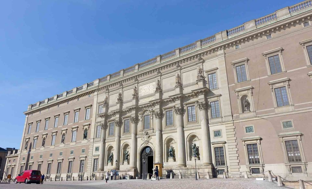 Stockholm-the-Royal-Palace