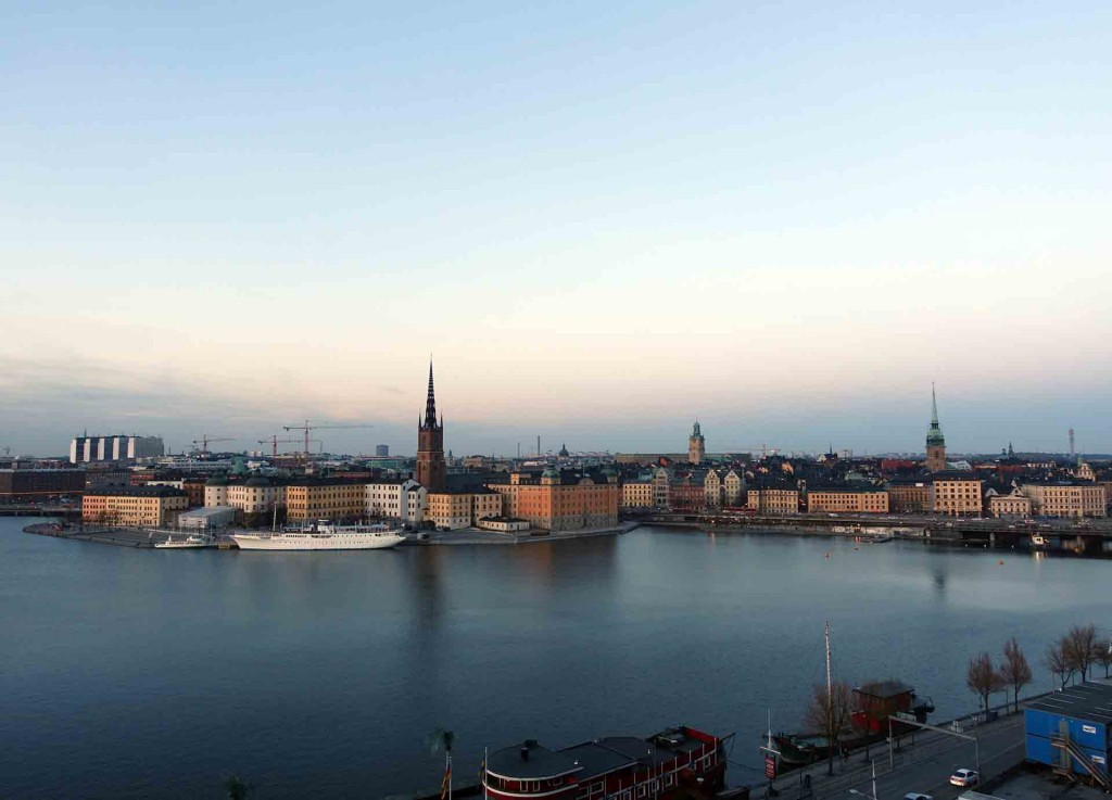 Stockholm-view-of-Gamla-Stan from Monteliusvägen(3)