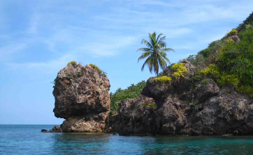 Colombia-Providencia-boat-trip