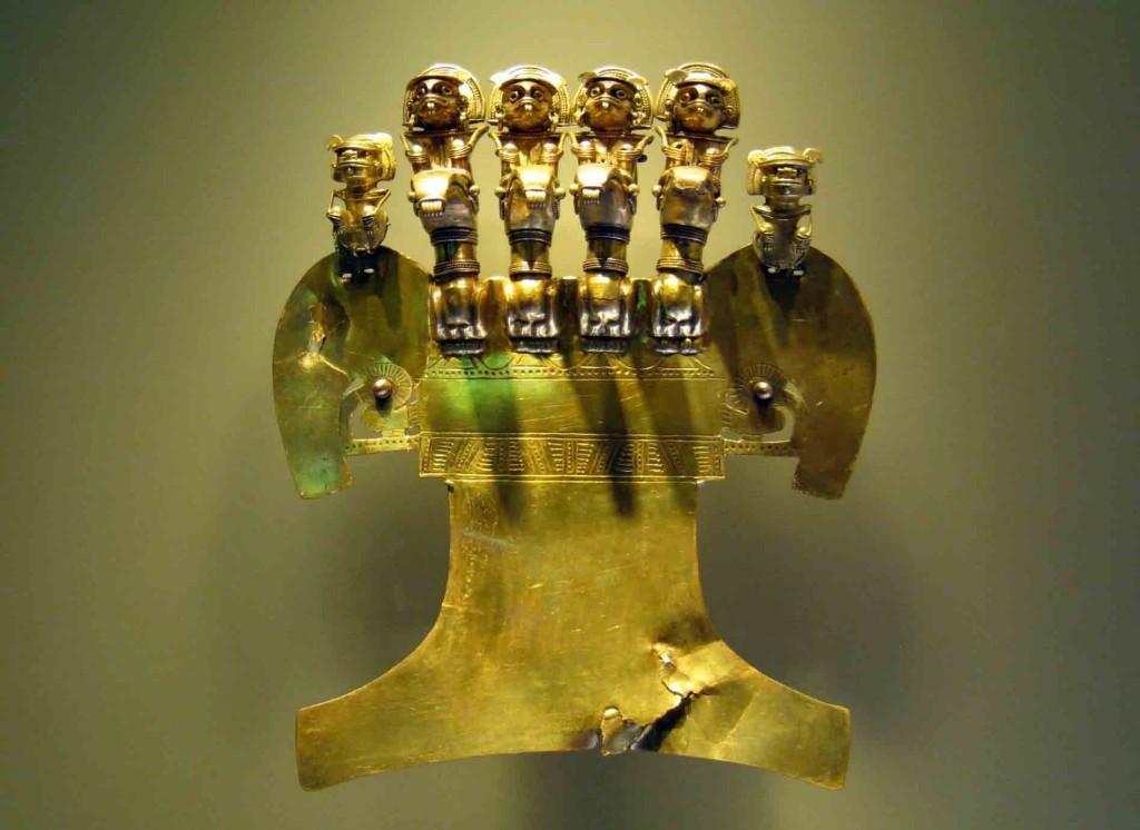 Colombia-bogota-museo-del-oro