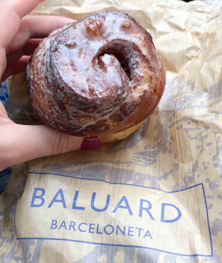 Barcelona-Baluard